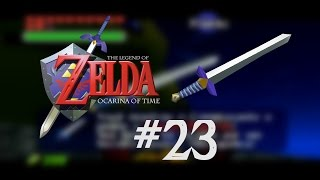 Vamos jogar - The Legend of Zelda: Ocarina of Time #23 - quest da espada biggoron #2