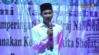 Gambar cover Muhammad Azdi Fahmi - Sambutan Ketua Peringatan Isra Mi'raj