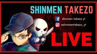 🔴 RANK TO THE MORNING ⭐| Mobile Legends | Shinmen Takezo LIVE
