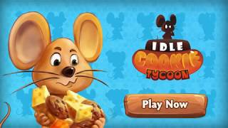 Idle Cookie Tycoon: Mouse Puzzle, Spy Clicker Game