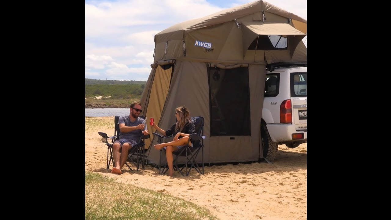 Adventure Kings Roof Top Tent Installation best camping setup for couples – adventure kings tourer roof top tent