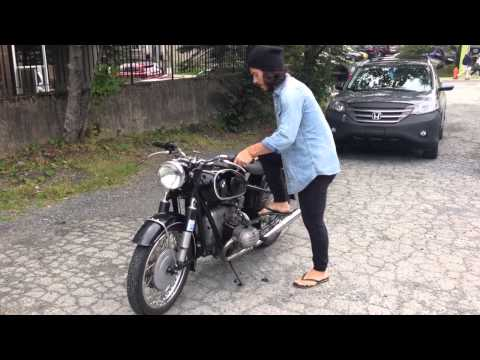 1962 BMW R50/2 Halifax FOR SALE