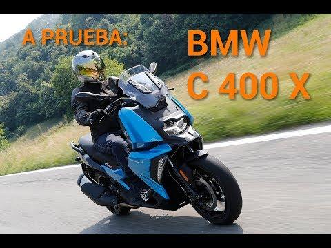 BMW C 400 X, a prueba en Motorpasión Moto