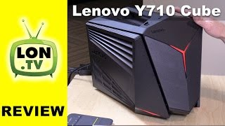 Lenovo Ideacentre Y710 Cube Compact Gaming Desktop Review