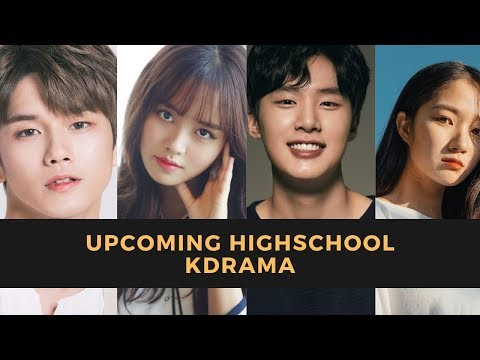 HIGHSCHOOL KOREAN DRAMAS THAT  WE CAN'T MISS IN 2019