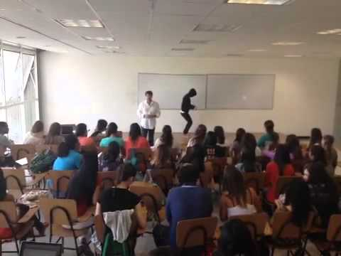 Harlem Shake UCAB (Universidad Católica Andrés Bello) Mayo 2013
