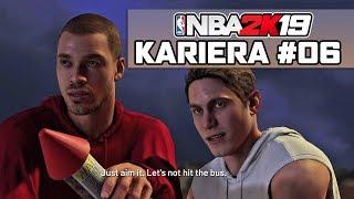 CAŁY ŚWIAT PRZECIWKO MNIE? ► NBA 2K19 KARIERA #06