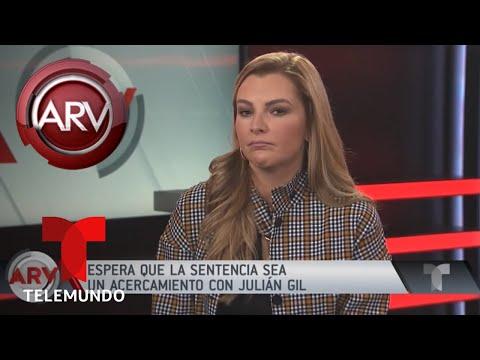 Exclusivo: Marjorie de Sousa habla del pleito con Julián   Al Rojo Vivo   Telemundo