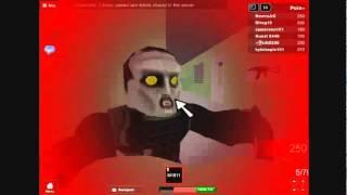 roblox chiamata di robloxia zombie