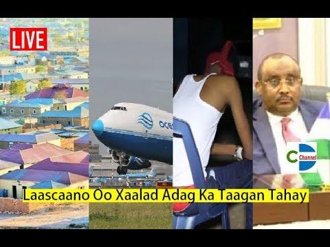 Somaliland Oo Laascaanood u Diiday in ay Ka Dagto Diyaarad Daawo Siday Iyo DF Ka Walaacsan