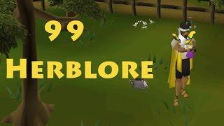 99 Herblore - Combat 15 Prayer Pure - Oldschool RuneScape