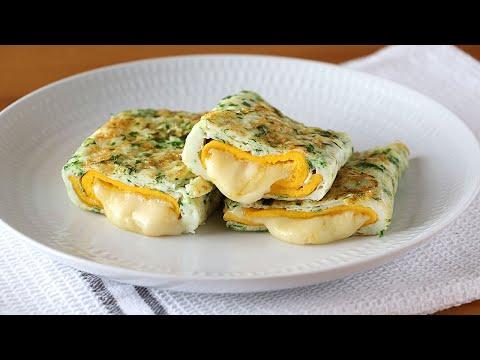 ¡Solo 2 ingredientes! Un delicioso y FÁCIL desayuno en 5 minutos