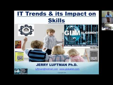 GLOBAL IT TRENDS RESEARCH