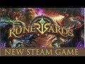 Runewards–Steam Showcase
