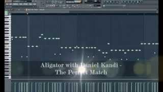 Daniel Kandi Piano Melodies In FL Studio By JMP TranceInTheWorld