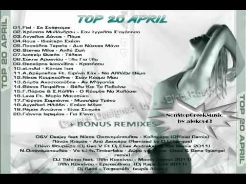 Top greek songs april 2019