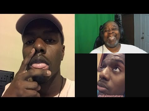 Dad Reacts to Plain Potatoes Compilation! (Cops Called)