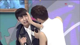 What Did MADTOWN Heojun Do If Catch His Crush Was Crying? W/ HO