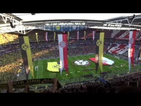 2013 UEFA Champions League Final: Opening ceremony