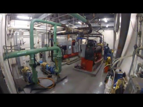 Koll Center Chiller Plant Renovation