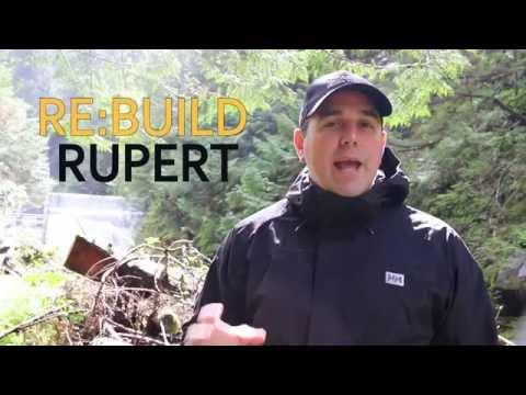 Rebuild Rupert - Water Supply Video - June 2016