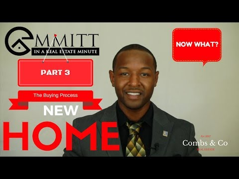 Home buying process - Part 3 - First Time Home Buyer - Title Commitment