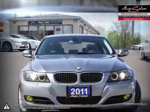 2011 BMW 3 Series | Auto Select Toronto |