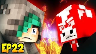 confronting the vampire hunter minecraft harmony hollow modded smp ep22 s3