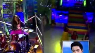Yaya dub play drums