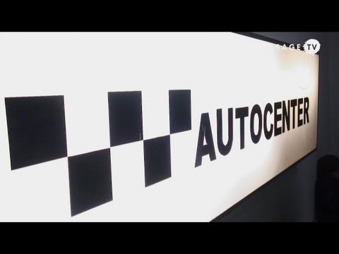 The Legend of the Shelves. Re-opening of Autocenter Berlin