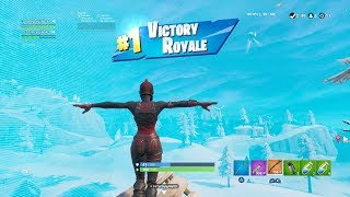 "FORTNITE ""RED KNIGHT"" SKIN GAMEPLAY Showcase (AGGRESSIVE WIN) Fortnite Shop SEASON 9"