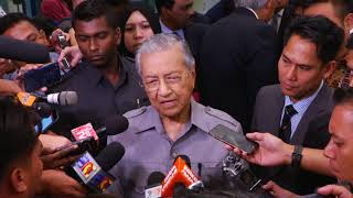 Mahathir: Ringgit Decline In Line With Fall In Global Currencies