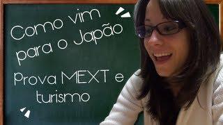 Como vim para o Japão sem ser descendente, bolsa MEXT e turismo