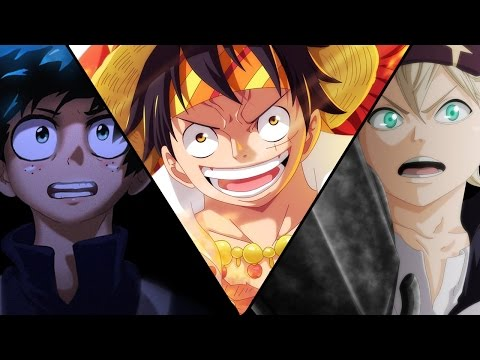 """Are These The New """"BIG THREE"""" of Shonen Jump?!"""