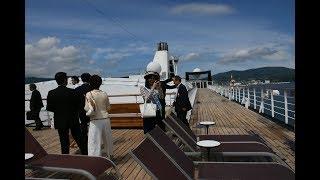 洋上のミュージアム マースダム 小樽初寄港画像