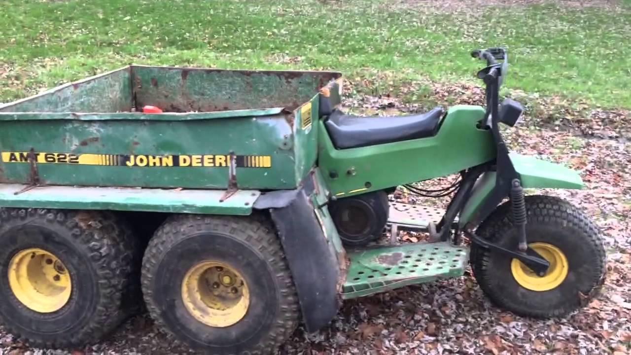 john deere 12 volt gator manual