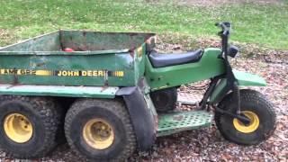 John Deere AMT 600 Gator