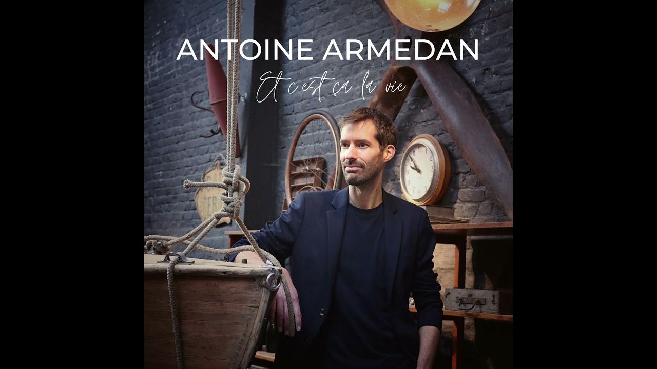 Antoine Armedan - De la pop. Du folk. Du français. De l'écho.
