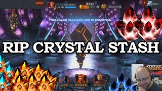 Crystal Clean Up | Marvel Contest of Champions