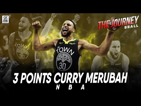 Bagaimana Point Guard Mungil Ini Mengubah NBA Dengan 3 Point Shot | The Journey Ep 7 | SPIN Sports
