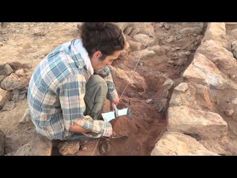 Central Timna Valley Project (CTV) 2015