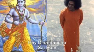 Jaya Jaya Ram Jagadabhi Ram - Sai Rama Bhajan