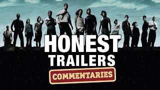 Honest Trailers Commentary | Lost