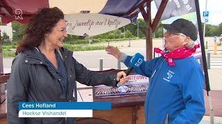 Noodgedwongen verhuizing door komst Hoekse Lijn pakt goed uit voor Hoekse Vishandel Rijnmond