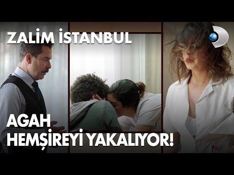 Agah hemşireyi yakalıyor! - Zalim İstanbul 1. Bölüm