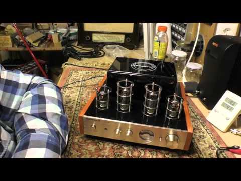 Tube Valve HiFi Amp - Oh YES!