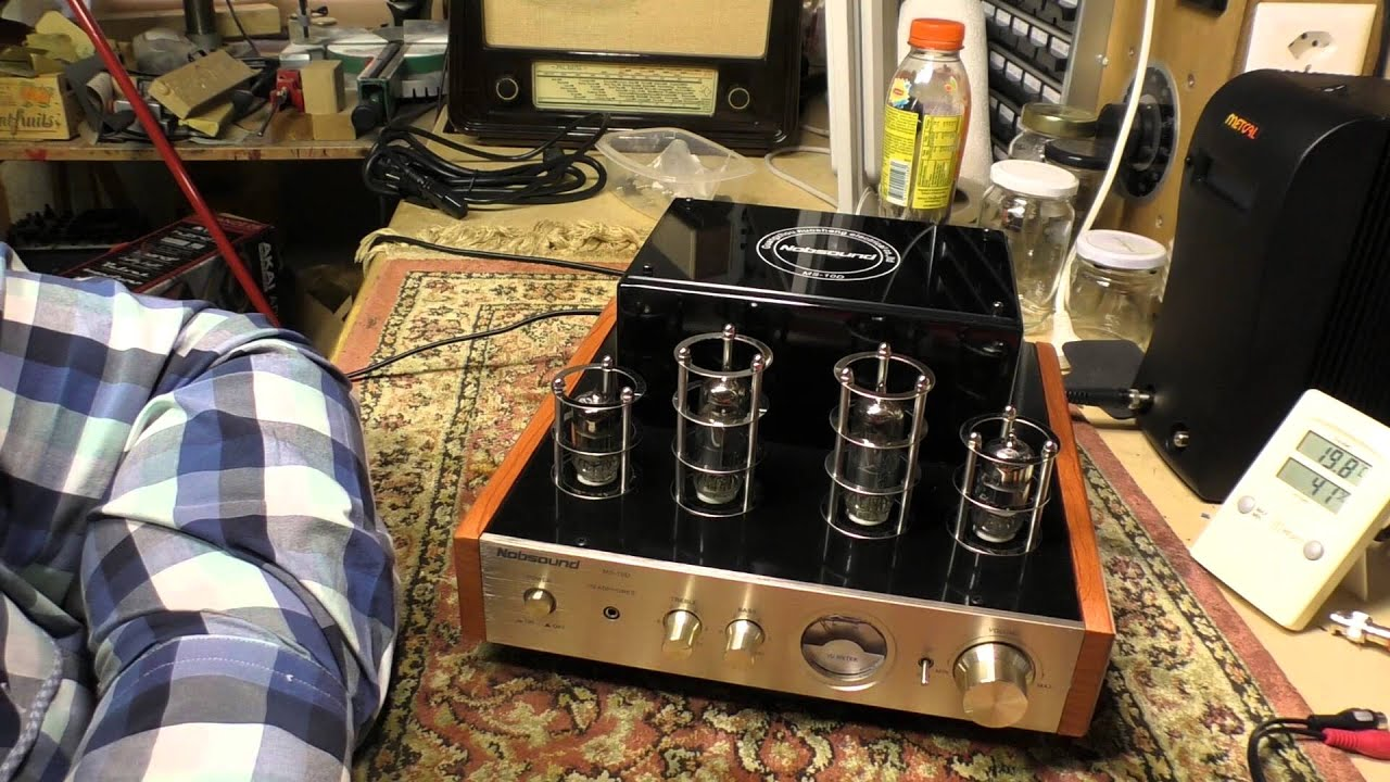 how to use a valve hifi amp
