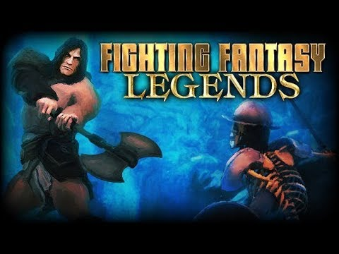Fighting Fantasy Legends -- Beginning Gameplay (No Commentary)  