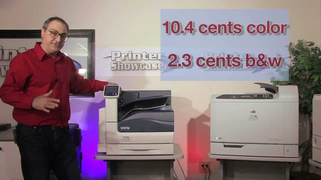 11X17 Color Laser Printer Review