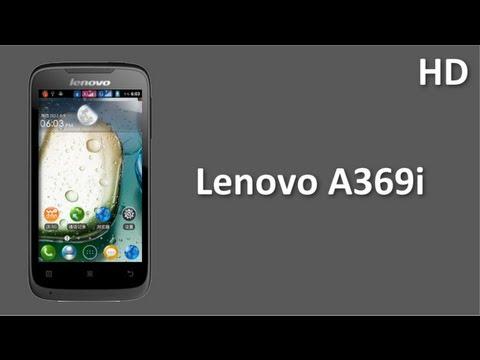 Lenovo A369i Price Specification Review with Dual Sim GSM+GSM, 1.3Ghz Dual Core Processor